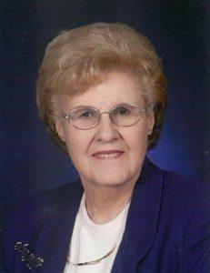 Bertha Frances Pruett