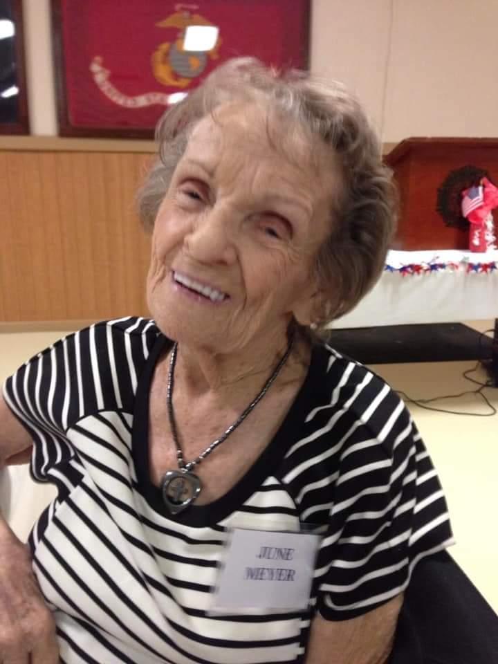 June Higgins Callihan - Crowder Funeral Home