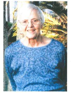 Sandra 'Sandy' Jean Cox Bishop