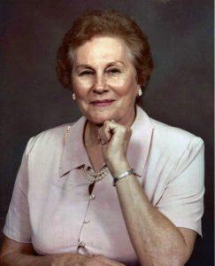 "Wilhelmina ""Wilma"" Rose Bonario Hogan"